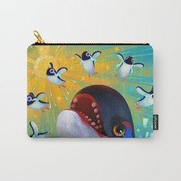 Run penguin, run! Carry-All Pouch