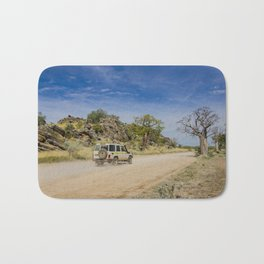 Leopold Downs Road Bath Mat
