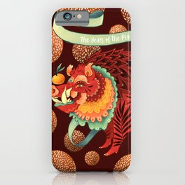 The Year of the Pig 2019 iPhone Case