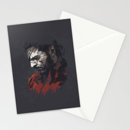 MGSV.Venom Snake Stationery Cards