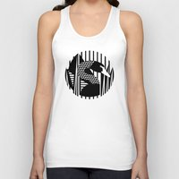 black swan Tank Tops featuring black swan by Gray