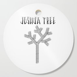 Joshua Tree Raízes by CREYES Cutting Board