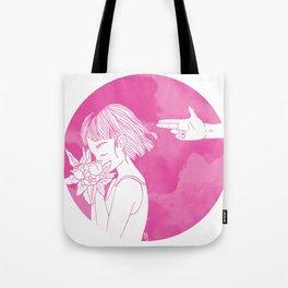Gunshot Tote Bag