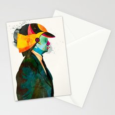 Helmet03 Stationery Cards