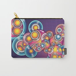 Swirley Do... Carry-All Pouch