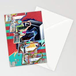 TV Stationery Cards