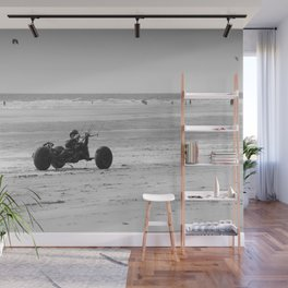 Buggy kite Wall Mural