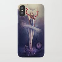 evolution iPhone & iPod Cases featuring Evolution by Kryseis Retouche