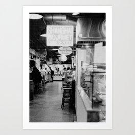 Reading Terminal Art Print