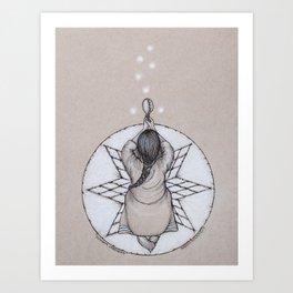 Women's Ceremony Art Print