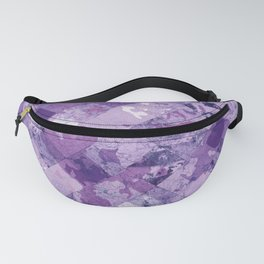 Abstract Geometric Background #30 Fanny Pack