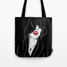 Lady of the Evening Tote Bag