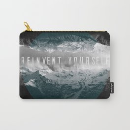REINVENT YOURSELF Carry-All Pouch