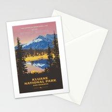 Kluane National Park and Reserve Stationery Cards