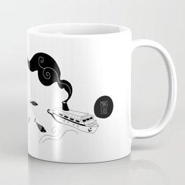 Marseille - ferry boat Coffee Mug