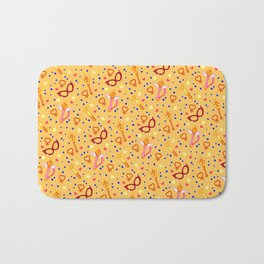 Sailor Venus Pattern / Sailor Moon Bath Mat