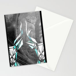 Celestial Stag Stationery Cards
