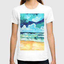 Simple Seascape X T-shirt