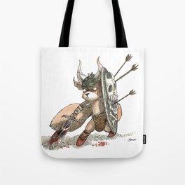 Écureuil Barbare Tote Bag