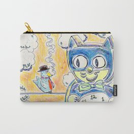 Grab Me While We Still Have The Time Carry-All Pouch