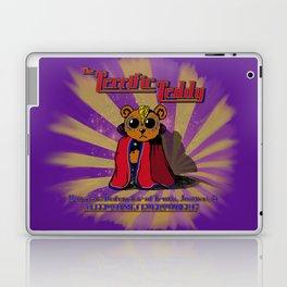The Terrific Teddy- Ultimate Defender of Sleepytime Laptop & iPad Skin