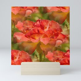 Roses Galore Mini Art Print