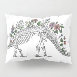 Stego-flora-saurus Pillow Sham