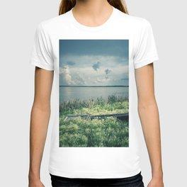 Summer on a village 3 T-shirt
