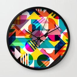 Multiply Wall Clock