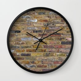 Portobello wall Wall Clock