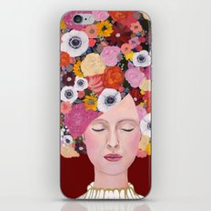 mes pensées iPhone & iPod Skin