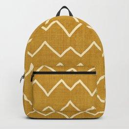 Urbana in Gold Backpack