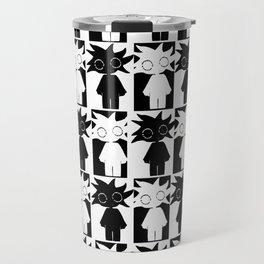 N&B Travel Mug