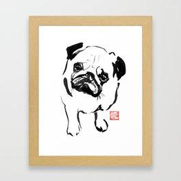 carlin Framed Art Print