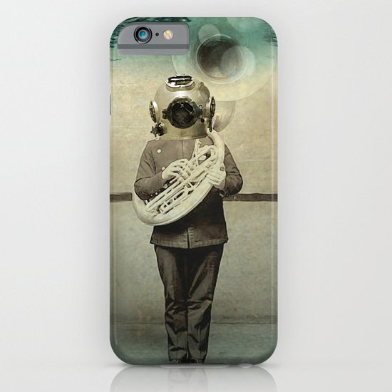 the diving bell Tuba quintet iPhone & iPod Case