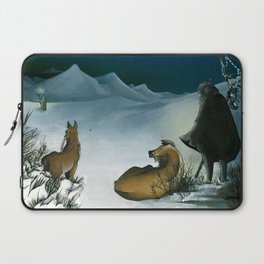 Inuit Mythology: Chapter 1, part 9 Laptop Sleeve