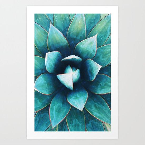 Pure Nature Art Print
