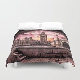 London - Big Ben Duvet Cover