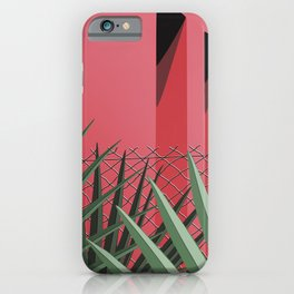 In Tropics iPhone Case