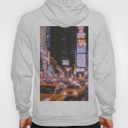 Times Square New York City Hoody