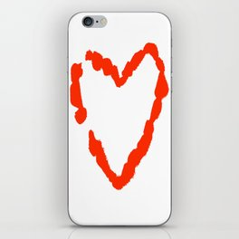What Becomes of the Broken Hearted? iPhone Skin