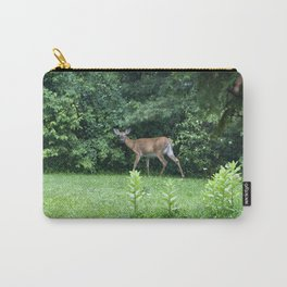 Caught Unaware (Deer) Carry-All Pouch