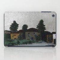 hamlet iPad Cases featuring the hamlet by Maria Julia Bastias