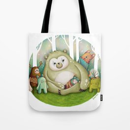 Wonderland friends I Tote Bag