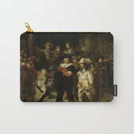 "Rembrandt Harmenszoon van Rijn, ""The Night Watch"", 1642 Carry-All Pouch"