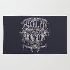 Solo Smuggling Rug