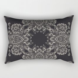 Circle of Strength Rectangular Pillow
