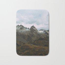 Alaskan Summer Nights in the Alpine Bath Mat