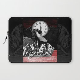 Two Minutes To Midnight Laptop Sleeve