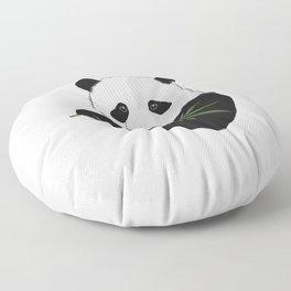 Save The Panda Floor Pillow